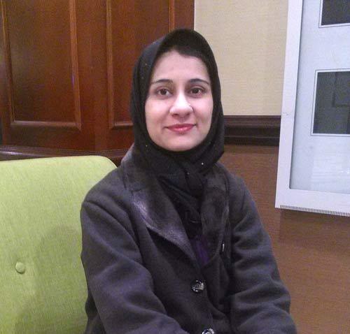Dr. Afshan - USMLE tutor.